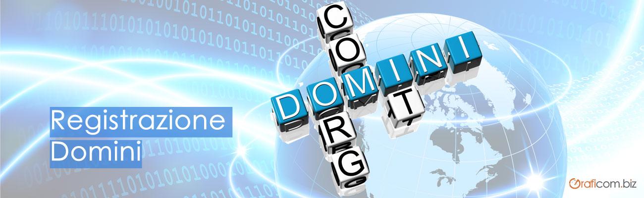 Registrazione domini web Brescia